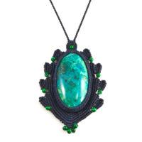 navy-macrame-pendant-necklace-chrysocolla-malachite-fiber-art-jewelry-rumisumaq-designer-Coco-Paniora-Salinas0natural-stone-jewelry copy.jpg